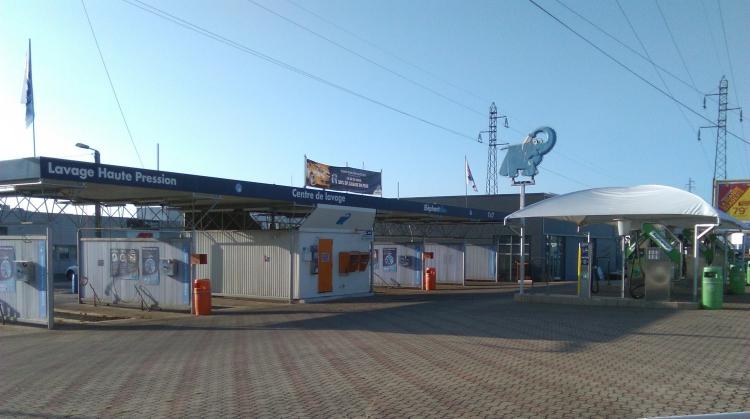 Centre de lavage Eléphant Bleu de CHENOVE