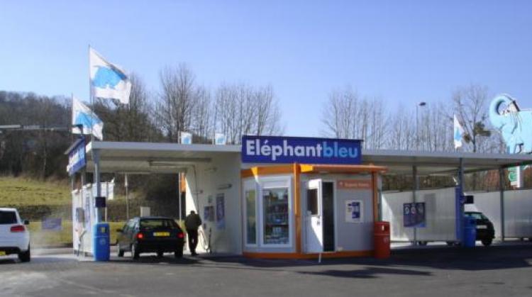 Centre de lavage Eléphant Bleu de LANGRES