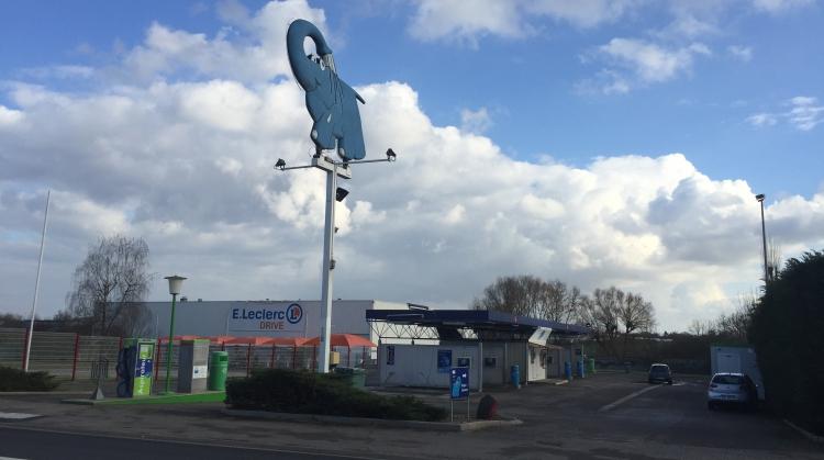 Centre de lavage Eléphant Bleu de ESSEY LES NANCY
