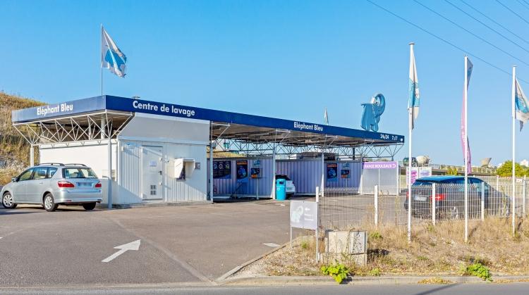 Centre de lavage Eléphant Bleu de ROYAN