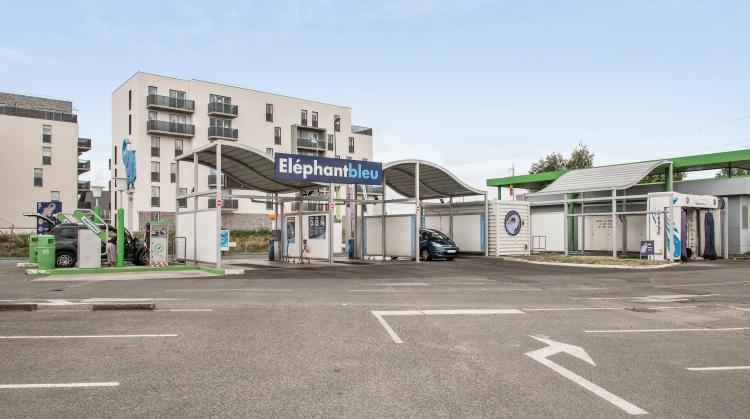Centre de lavage Eléphant Bleu de LES ULIS