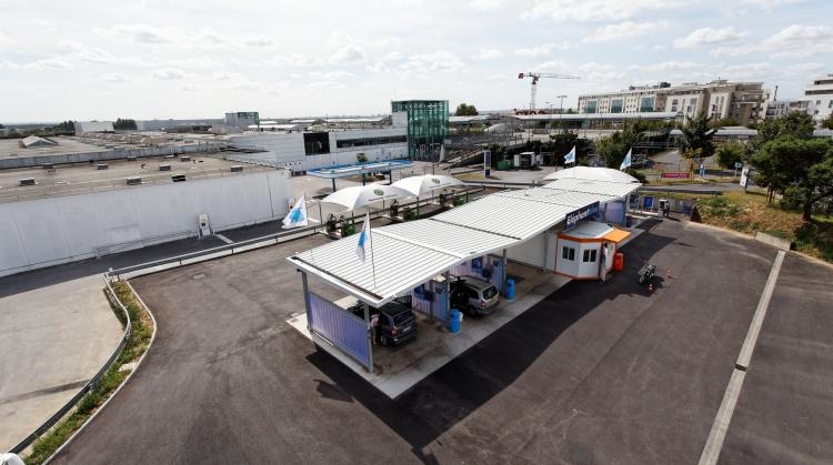 Centre de lavage Eléphant Bleu de GARGES LES GONESSE