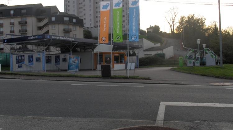 Centre de lavage Eléphant Bleu de LIMOGES (Sud)