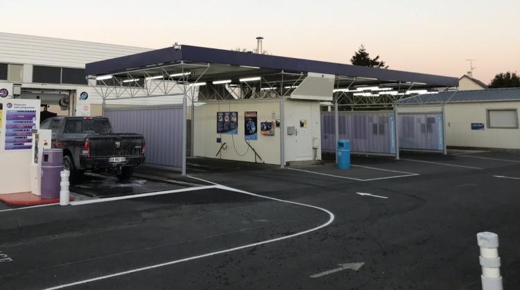 Centre de lavage Eléphant Bleu de GRANVILLE