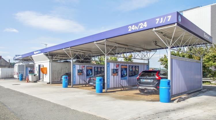 Centre de lavage Eléphant Bleu de ORGEVAL