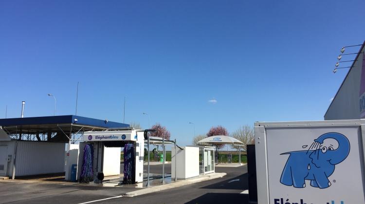 Centre de lavage Eléphant Bleu de NUITS SAINT GEORGES