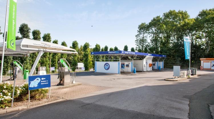 Centre de lavage Eléphant Bleu de LONGUENESSE