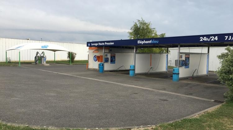 Centre de lavage Eléphant Bleu de PERONNE