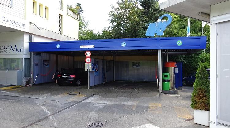 votre station de lavage auto muri el phant bleu. Black Bedroom Furniture Sets. Home Design Ideas