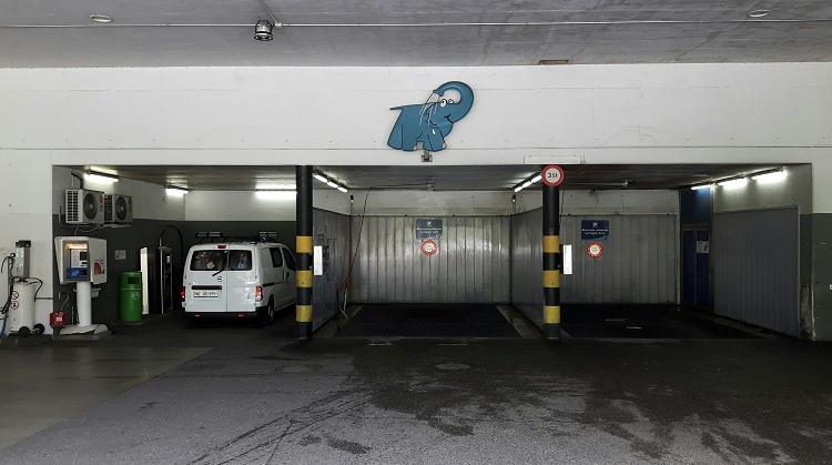 Centre de lavage Eléphant Bleu de SORENGO
