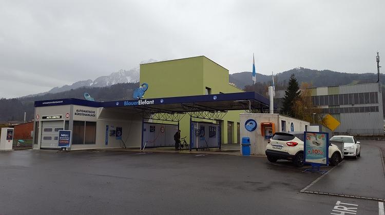 Centre de lavage Eléphant Bleu de HORW