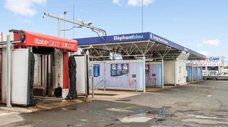 Centre de lavage Eléphant Bleu de VILLEBON SUR YVETTE
