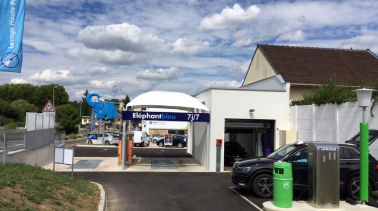 Centre de lavage Eléphant Bleu de EAUBONNE