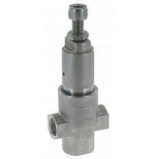 REGULATEUR DE PRESSION INOX 2F3/8 +BYPASS F3/8 MAX 150 B