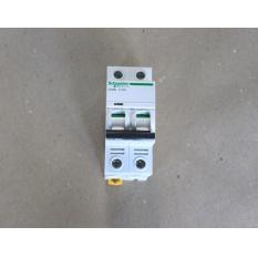 DISJONCTEUR 2P 10A iC60N INCOMPATIBLE AVEC GAMME C60