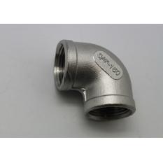 COUDE INOX 90° FF 3/4