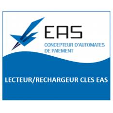 LECTEUR-RECHARGEUR CLES EAS GAMME EAS - CAPMONETIQUE