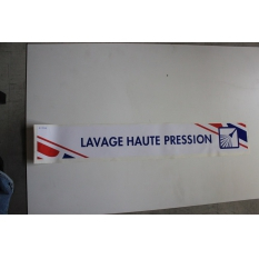 PLAQUE VERTICALE LAVAGE HP HYBIS